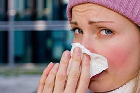 Common Cold Treatment in Hurst, TX